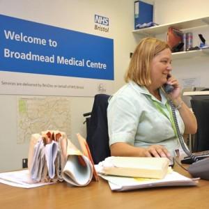 Charlotte Keel Medical Practice Receptionist