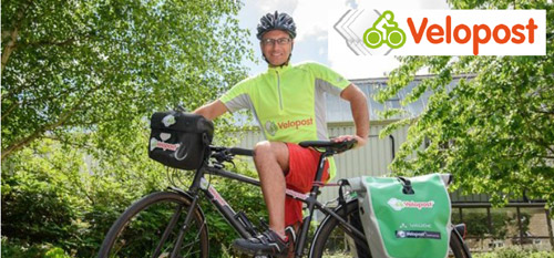 Look out for our new GREEN Postie!!