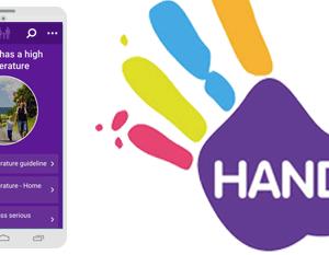 HANDi Paediatric App – New children's health app launched