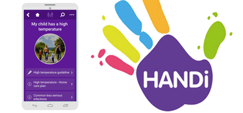 HANDi Paediatric App – New children's health app launched