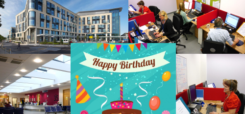 1 Year Anniversary for BrisDoc's GP Support Team at Southmead Hospital