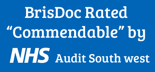 """BrisDoc receives a """"Commendable"""" award from NHS Audit South West"""