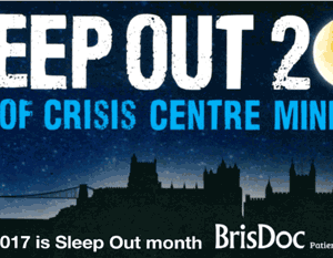 BrisDoc Sleep Out 2017