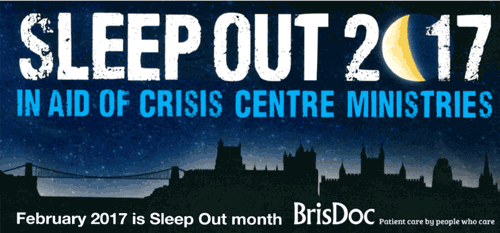 BrisDoc Sleep Out 2017