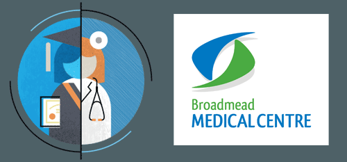 Broadmead Medical Centre becomes a GP Training Practice