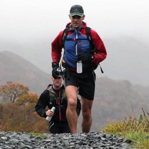 BrisDoc Lead GP – Chris Dykes Running The Green Man Ultra in aid of St Peter's Hospice