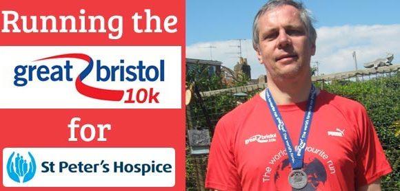 Bishopston Medical Practice's David Carter – running Bristol 10K in memory of Father.