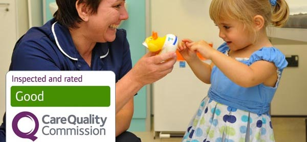 BMC inspected and rated by CQC as good with outstanding features!