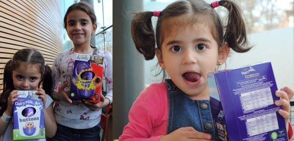 BrisDoc Community Fund donate Easter eggs for local refugee children