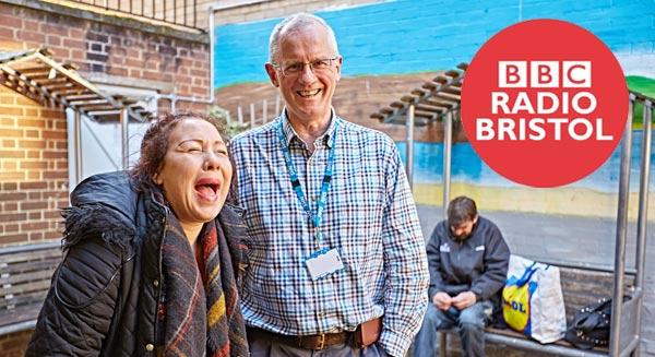 Homeless Health focus on BBC Radio Bristol