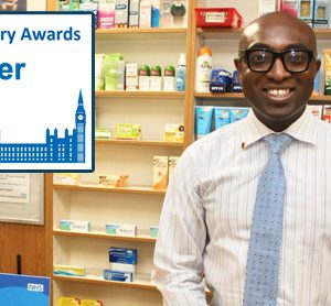 BrisDoc's Ade Williams scoops NHS Parliamentary Award