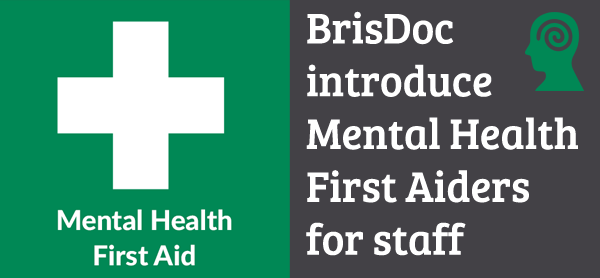 BrisDoc introduce Mental Health First Aiders