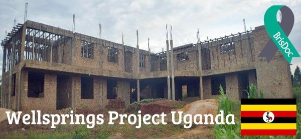 An update on the progress of Wellsprings Hospital in Uganda