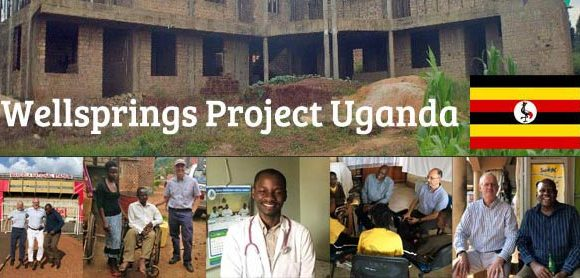 Further support for the Wellsprings Project in Uganda