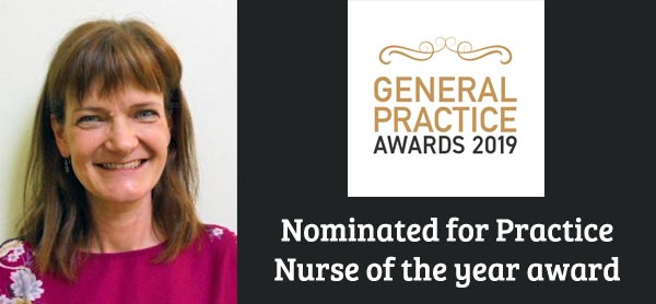 BrisDoc's Liz Turner nominated for Practice Nurse of the year award
