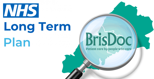 BrisDoc & the NHS Long Term Plan