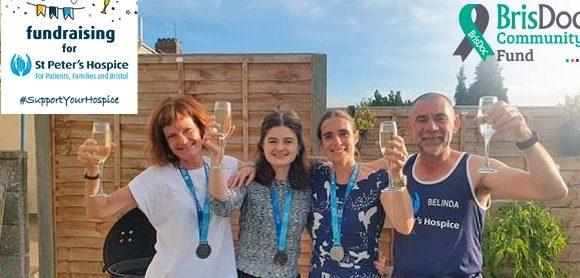 Bristol Half Marathon: Team Belinda smashed it!
