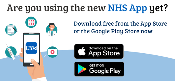 Are you using the NHS App yet?