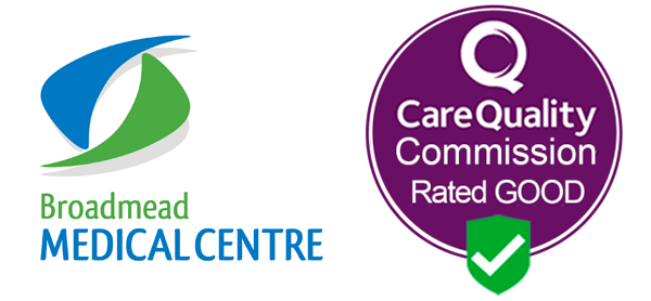 Broadmead Medical Centre inspected and rated as GOOD by CQC