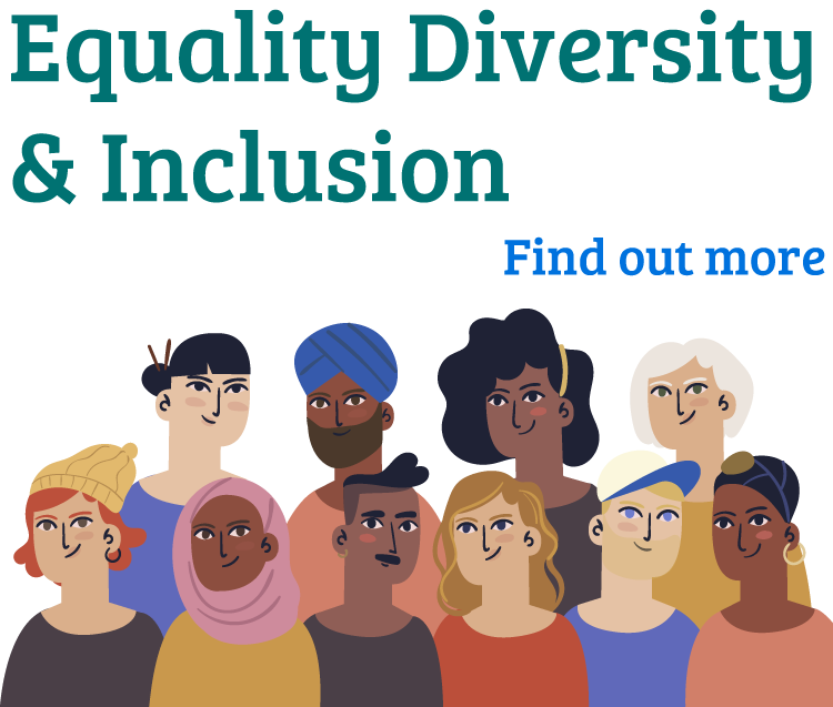 Equality Diversity & Inclusion